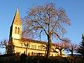 L'église Saint Pierre et Saint Paul un matin d'hiver.JPG