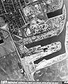 Légifotó, Csepel, Szabadkikötő. Fortepan 26885.jpg