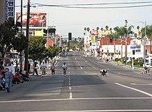Distretti e quartieri di los angeles wikipedia for Nuove case vittoriane