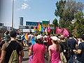 LGBT Blocking the Ayalon Highway 22.7.18 - 2.jpg