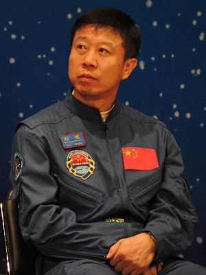 China National Space Administration - Image: LIU Wang CUHK 2012