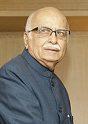 Indian general election, 2009 - Image: LK Advani