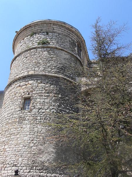 La Voulte-sur-Rhône - château