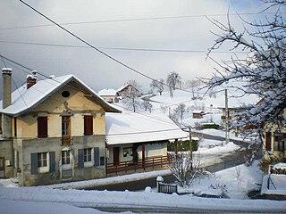 Saint-Eustache, Haute-Savoie Commune in Auvergne-Rhône-Alpes, France