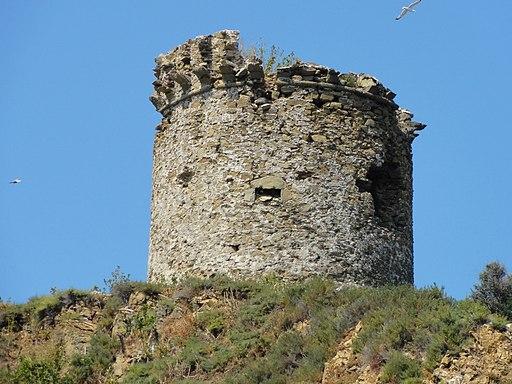 La torre sullo Sparviero