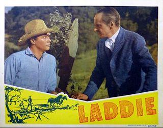 <i>Laddie</i> (1940 film) 1940 film by Jack Hively