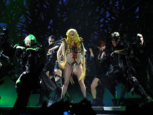 "Lady Gaga Presents the Monster Ball Tour: At Madison Square Garden - Critics also appreciated the ""crazy theatrics"" of the show."