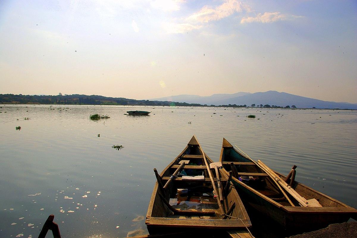 Lago de Yuriria, de los más cercanos a la CDMX