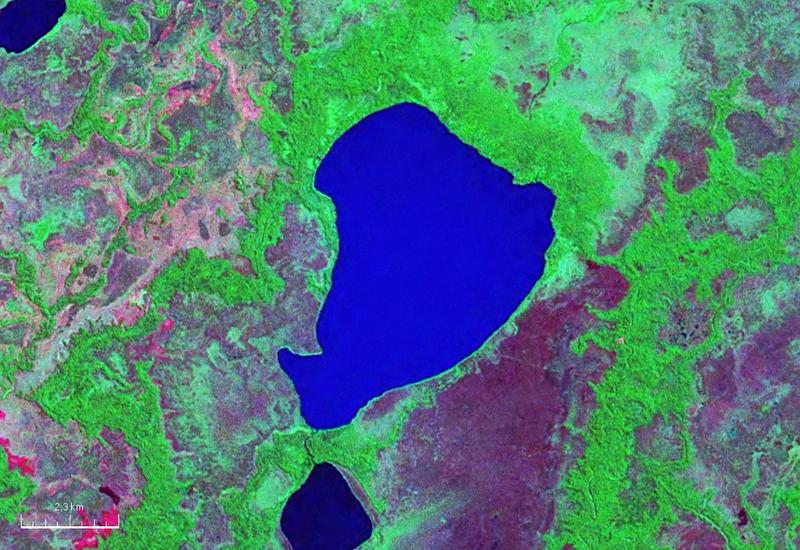 File:Laguna San Antonio Bolivia Satellite map 65.60873W 14.png