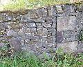 Laigh Borland walled garden blocked doorway and 1916 height change, Dunlop, Ayrshire.jpg