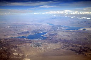 Lake Mead - Image: Lake Mead & Boulder City