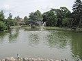 Lake in People's Park - geograph.org.uk - 1959903.jpg