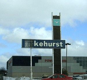 Lakehurst Mall - Image: Lakehurstsignii