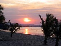 马拉维-人口-Lakemalawi sunset