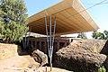Lalibela, chiesa di bete medhane alem, esterno 01.jpg
