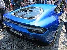 Lamborghini Asterion , Wikipedia