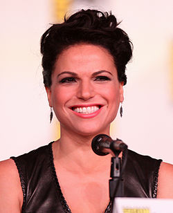 Lana Parrilla a 2012-es San Diego Comic-Com-on
