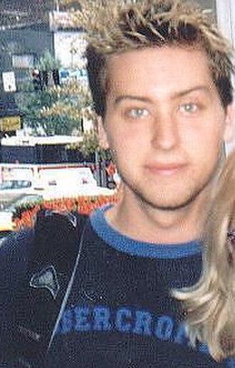 Lance Bass - Lance Bass in 2001