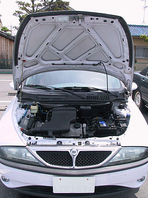 Lancia Ypsilon - Lancia Y with 1.4 12V engine