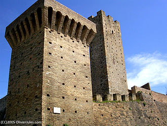 Province of Chieti - The Torri Montanare.