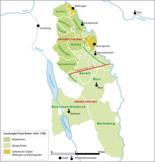 Freie Ämter historical region