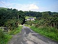 Lane and house near Pentre-llyn - geograph.org.uk - 972052.jpg