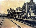 Lanskaya railway station in 1900-s.jpg