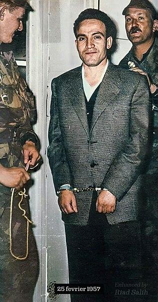 Larbi Ben M'hidi  314px-Larbi_Ben_M%27Hidi_-_1957