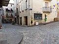 Largentière - Rue Jean-Louis Soulavie et place de la Ligne.jpg
