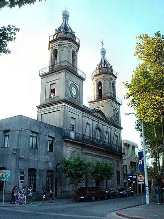 Las Piedras, Uruguay - San Isidro, Plaza de Las Piedras