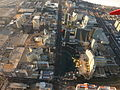 Las Vegas Strip During Takeoff from McCarran International Airport, Las Vegas, Nevada (15517072788).jpg