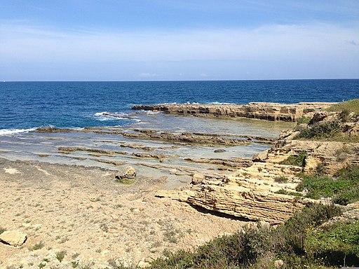 Latomia sul mare del Plemmirio