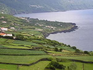 Lava delta - Lava delta of Ponta dos Biscoitos, Sant Cruz das Ribeiras, Pico Island