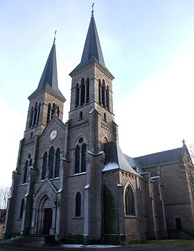 Image illustrative de l'article Église Saint-Henri du Creusot