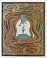 Le baiser de Peter Behrens (Mathildenhöhe, Darmstadt) (7893482974).jpg