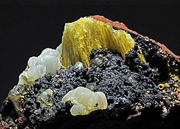 Legrandite, smithsonite, goethite 300-4-FS2014 1.jpg