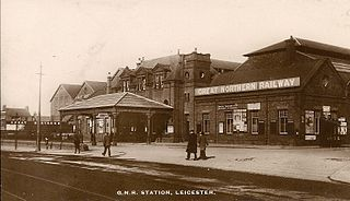 Leicester Belgrave Road railway station Former railway station in Leicester, England