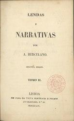 Alexandre Herculano: Lendas e narrativas