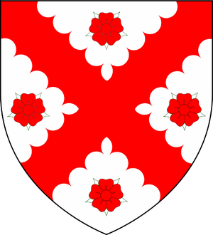 Maol Choluim II, Earl of Lennox - Coat of arms of Earl of Lennox