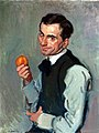 Lentz Man with an orange.jpg