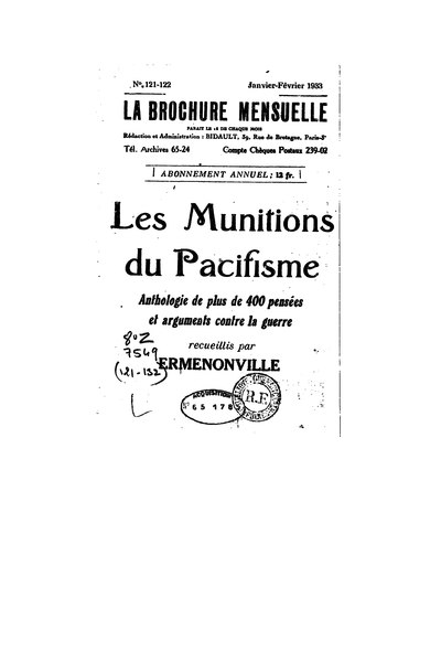 File:Les Munitions du pacifisme.djvu