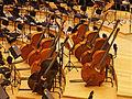 Les contrebasses, grande salle de la Philharmonie de Paris.jpg