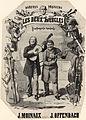 Les deux aveugles 1855 vocal score cover by Loire - Gallica.jpg