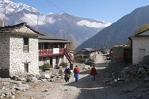 Lete, Nepal - Lete in 2007