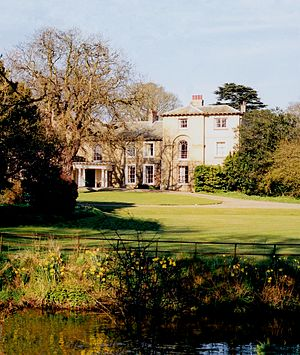 Mary Hardy (diarist) - Letheringsett Hall, where Mary Hardy wrote her diary for 28 years