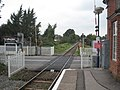 Level crossing at Cookham station. - geograph.org.uk - 958419.jpg