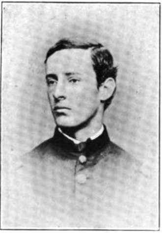 Lewis Atterbury Stimson - Lewis Atterbury Stimson, as a young man