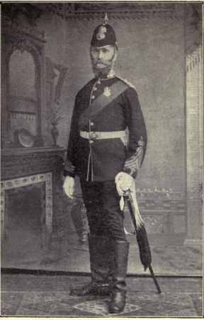 Lieutenant-Colonel James J. Bremner