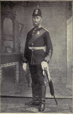 Halifax Provisional Battalion - Lieutenant-Colonel James J. Bremner