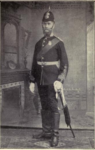James J. Bremner - Lieutenant-Colonel James J. Bremner